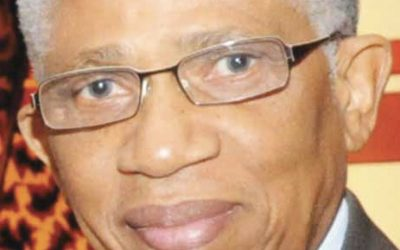 Monsieur OMAIS Ramzi rend  hommage à son  mentor Monsieur Marcel Zadi Kessy